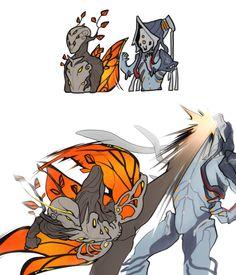 Oberon e Nekros
