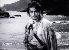 """Toshiro Mifune : """"Souhen Sasaki Kojiro - dir. Hiroshi Inagaki 1951 """""""