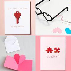 160 Mejores Imagenes De Manualidades Para San Valentin En 2019