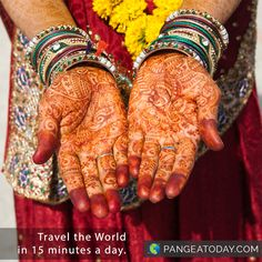 Travel the World in 15 minutes a day: visit www.pangeatoday.com