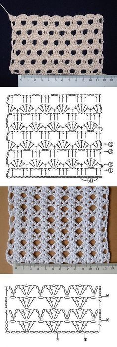 Watch This Video Beauteous Finished Make Crochet Look Like Knitting (the Waistcoat Stitch) Ideas. Amazing Make Crochet Look Like Knitting (the Waistcoat Stitch) Ideas. Crochet Motifs, Crochet Diagram, Crochet Stitches Patterns, Crochet Chart, Love Crochet, Crochet Baby, Stitch Patterns, Knitting Patterns, Tutorial Crochet