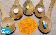 Τα 34 φάρμακα που μπορείτε να αντικαταστήσετε με κουρκουμά Εφαρμόστε αλλαγές στις συνήθειες διατροφής σας και στον τρόπο ζωής σας. πρέπει να χρησιμοποιείτε