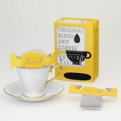 Japanese Packaging, Beverage Packaging, Coffee Packaging, Coffee Branding, Food Packaging, Brand Packaging, Packaging Design, Workshop Cafe, Design Food