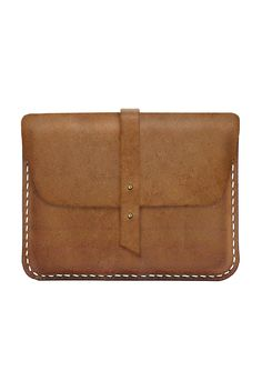 iPad leather sleeve - The Kindergarten Co.