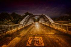 Rainbow Bridge, Kansas.