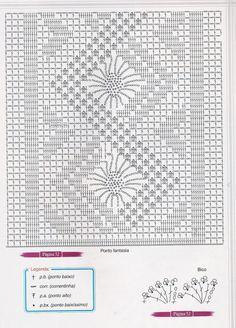 Artes by Cachopa - Croche & Trico: Caminho de mesa