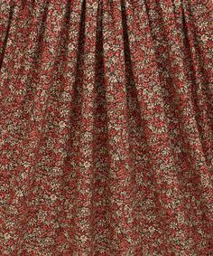 Liberty Art Fabrics Eleonora A Linford Fleece | Fabric | Liberty.co.uk
