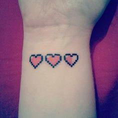 *Ma liste de souhaits de tatouages s'allonge*