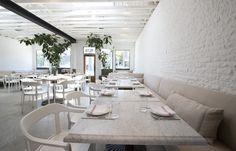 Salt Air Restaurant in  Los Angeles I Remodelista