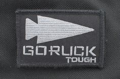 The GORUCK Tough patch is not for sale. It takes inspiration from the First Special Service Force's spearhead, and the only way to earn it is to pass the GORUCK Challenge.