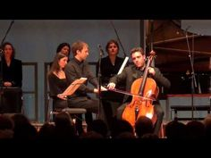 """Arvo Pärt - """"Vater unser"""" Andreas Scholl & soloist of Morphing Chamber Orchestra - YouTube"""