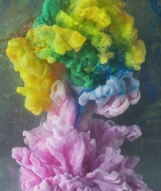 Abstract 9318 by Kim Keever (2014)