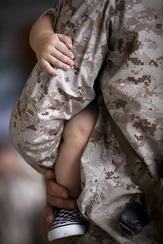 Military love!