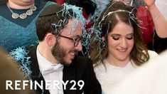In the Jewish Orthodox faith, men and women reserve physical touch until after the wedding ceremony. In this episode of World Wide Wed, we meet Hadassa and Z. Orthodox Jewish, Tribe Of Judah, Traditional Indian Wedding, We Get Married, Deep Meaning, Young Couples, Hair Transformation, The Guardian, Wedding Ceremony