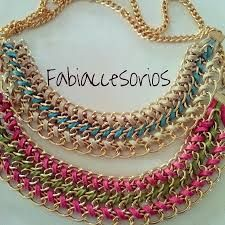 collar soutache - Buscar con Google