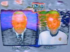 Glitch Art : 20/20 † #glitch #glitchart #television #screencap #datamashing #circuitbending #gacked #corrupt #corrupted #screengrab #2020 #VHS