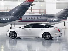 2013 Jaguar XJ. Personally my favourite car ever.