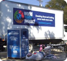 Recycle Programs-Green Fundraising | World Wear Project