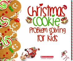 Baking Christmas cookies with your kids? Sprinkle a little math into the recipe with these tips!