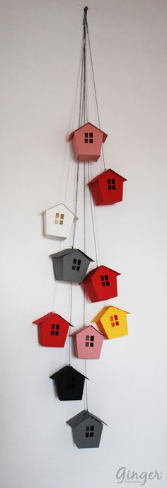 Maisons en carton - Ginger couture