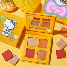 ColourPop x Hello Kitty Teenie Kini Eyeshadow Palette