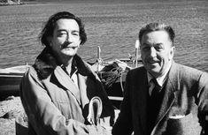 Salvador Dalí y W.Disney