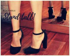 Stand Tall, Flats, Sandals, Court Shoes, Lacoste, Block Heels, Character Shoes, Attitude, High Heels