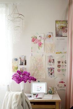 Lovely desk / workspace