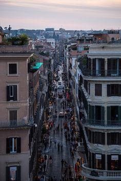 Italy - Rome Rome, Spain, Street View, Italy, France, Explore, Italia, Sevilla Spain, Rum