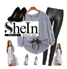 """""""sheIn"""" by followerr ❤ liked on Polyvore featuring The Row and Michael Antonio"""