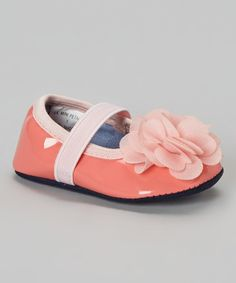 69efbc48d Pink Lil Mini Petals Flat by Tommy Hilfiger