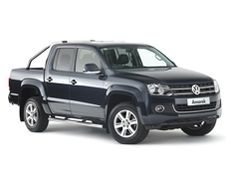 VW Amarok TDi420 Highline Dualcab Ute. Volkswagen's introduction of an auto transmission to the Amarok ute will add buyer appeal. It's a ZF design and, with eight ratios, it's sophisticated, even by passenger car standards, and a 'first' for a ute. See more at www.racq.com/carreviews.