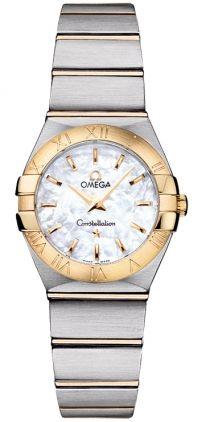 Omega Constellation 123.20.24.60.05.002