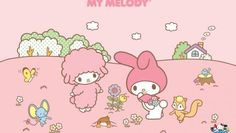 MY MELODY WALLPAPER - (#123726) - HD Wallpapers - [wallpapersinhq.online]