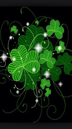 iPhone Wallpaper - St. Patrick's Day tjn