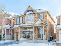 21 Degrassi Cove Circ, MLS # W4023591, Brampton Homes For Sale | Dev Bhatti Real Estate, Houses, Mansions, House Styles, Home Decor, Homes, Real Estates, Decoration Home, Room Decor
