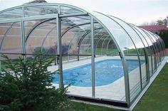 coperture telescopiche piscine
