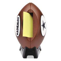 office supplies denver. Football Shaped Pop-up Note Dispenser, 3\ Office Supplies Denver .