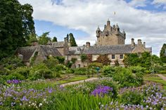 Photo about Cawdor Castle and gardens near Inverness, Scotland. Image of manor, scotland, building - 32881574 The Places Youll Go, Great Places, Cawdor Castle, Scottish Holidays, Highland Tours, Hotels, Fairytale Castle, Scottish Castles, Medieval Castle