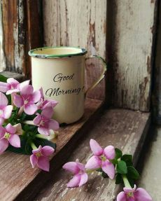 Flowers -beautiful buildings-landscapes-anything that catches. Good Morning Beautiful Quotes, Good Morning Coffee, Good Morning Photos, Good Morning Good Night, Morning Pictures, Good Morning Greeting Cards, Good Morning Messages, Good Morning Greetings, Good Morning Wishes