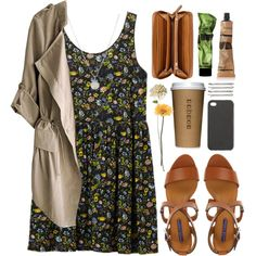 autumn / spring / date outfit