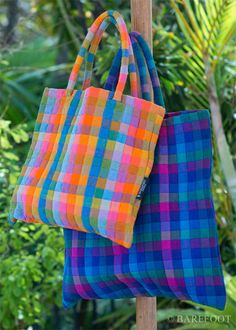 010fb028c61d Colorful bags by Barefoot Sri Lanka