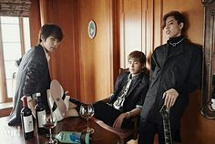 [PIC] 140901 Vogue Girl Magazine September Issue Official Photos - #인피니트 Dongwoo, Hoya and Sungyeol pic.twitter.com/hSiWUp1akP