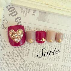 ♡Valentine's nails*♡