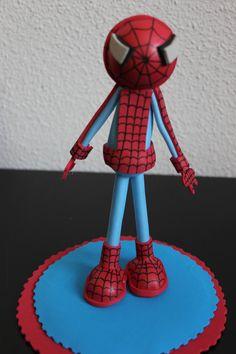 Súper Héroe, Spiderman. El Taller del Minino