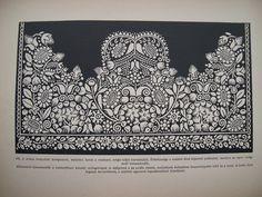Albumarchívum Folk Embroidery, Embroidery Patterns, Latest Embroidery Designs, Mural Art, Table Linens, Needlepoint, Folk Art, Needlework, Cross Stitch