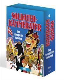 Soldaterkammerater - Box (6 disc) (DVD)  Kr. 99,00  http://cdon.dk/film/soldaterkammerater_-_box_(6_disc)-7333160#