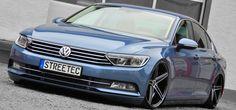 Streetec 2015 New Volkswagen Passat B8   #streetec #2015 #volkswagen #passatb8 #b8 #passat #tuning #modified