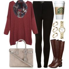 Riding Boots by foreverdreamt on Polyvore featuring Violeta by Mango, Topshop, Liz Claiborne, Yves Saint Laurent, ASOS, FOSSIL and New Look