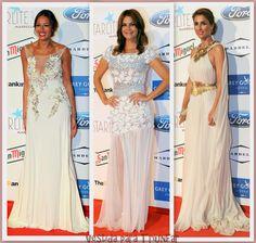 El blanco fue el color de la Starlite Gala 2013 de Marbella con Eva González, Mª José Suárez y Paloma Cuevas entre las más destacadas